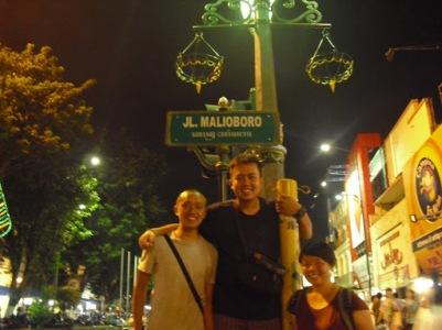 Voila! Akhirnya Yogyakarta menutup perjalanan kami!