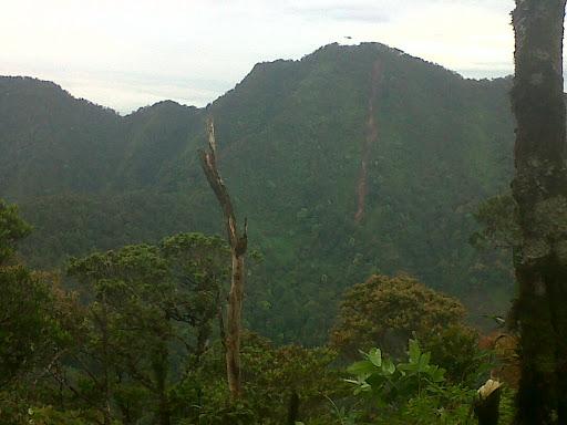 Jiwa-jiwa yang Bersemayam di Gunung Salak