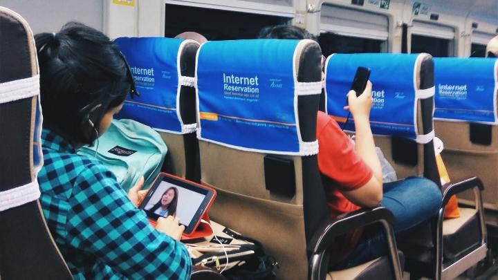 Kebiasaan yang Membahayakan Barang Bawaan di KeretaApi