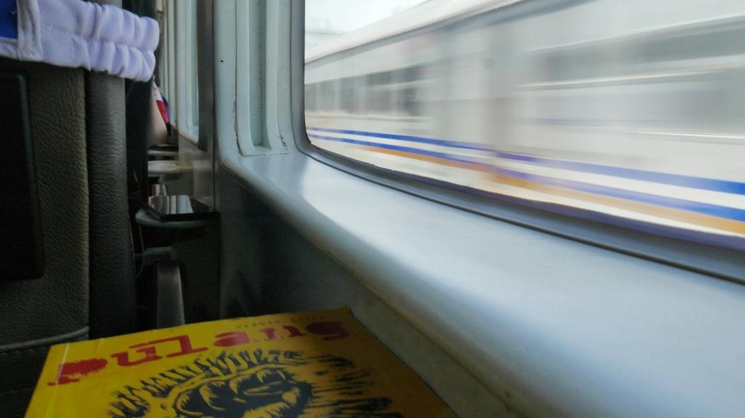 Cara membatalkan tiket kereta api secara online