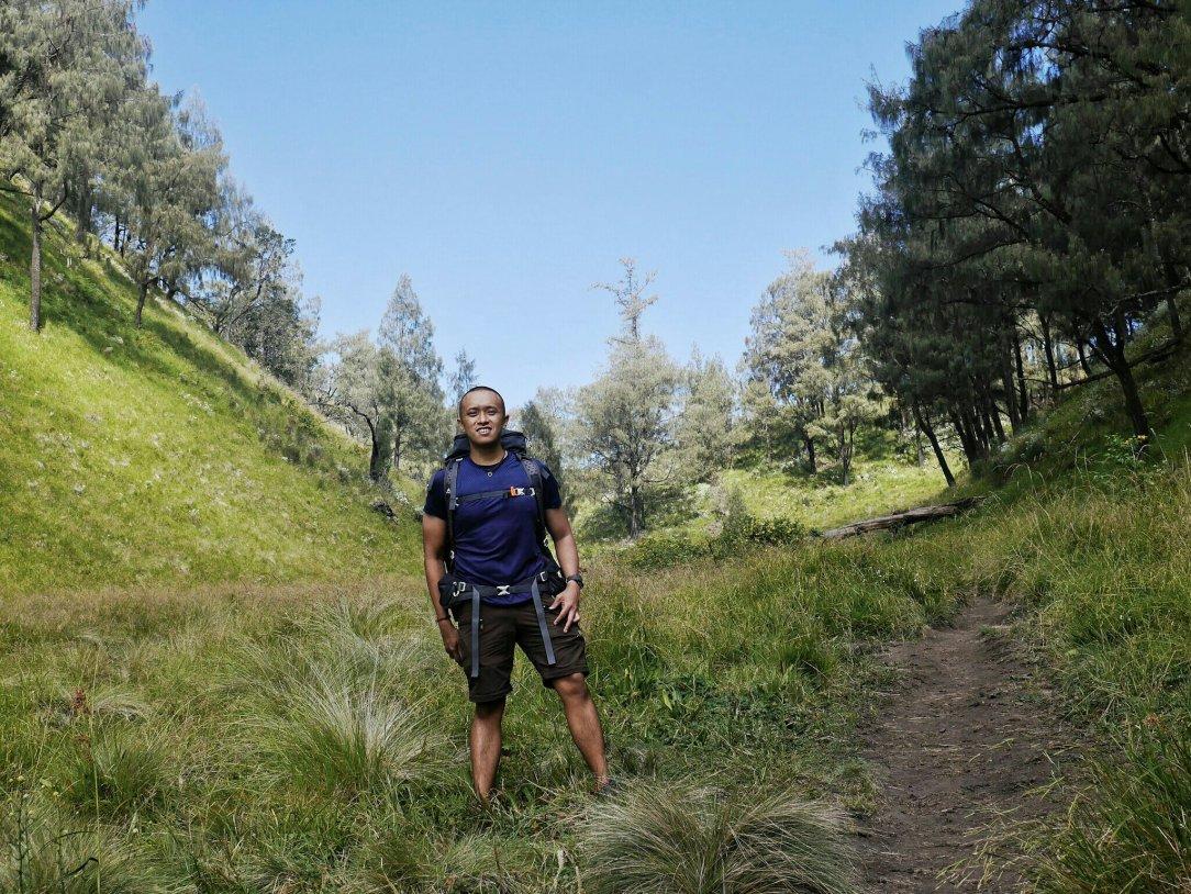 Solo hiking Gunung Lawu via Cetho.